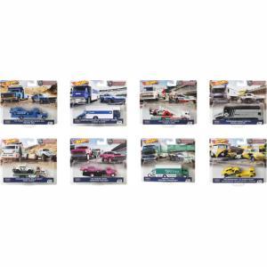 Mattel Hot Wheels Νταλίκα με Αυτοκινητάκι FLF56