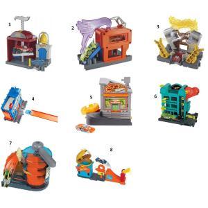 Mattel Hot Wheels Βασικές Πίστες City (FRH28)