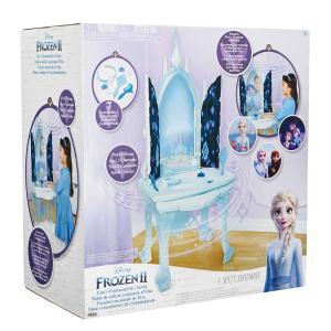 Disney Frozen II Μαγική Τουαλέτα Ομορφιάς Με Αξεσουάρ Και Ήχους FRNA0000