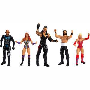Mattel WWE Deluxe Φιγούρες 17cm διάφορα σχέδια (GDF62)