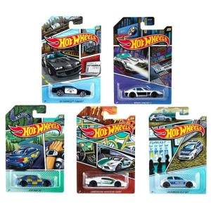 Mattel Hot Wheels Αυτοκινητοβιομηχανίες- Διάφορα Σχέδια (GDG44)