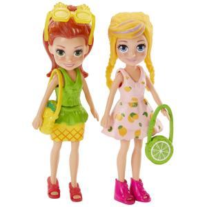 Polly Pocket & Φίλη με Ρούχα και Αθλητικά Αξεσουάρ - διάφορα σχέδια(GGJ48)
