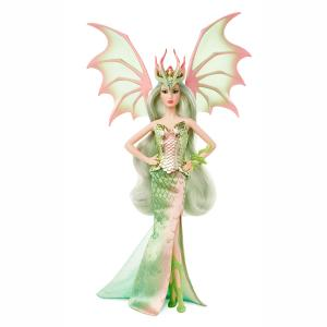 Mattel Barbie Συλλεκτική Κούκλα - Μυθική Δράκος GHT44