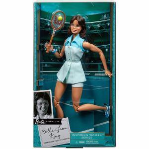 Mattel Barbie Inspiring Women - Billie Jean King GHT85
