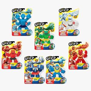 Giochi Preziozi Goo Jit Zu! Hero Φιγούρα Single Pack Με Εκτόξευση Νερού Σειρά 2 GJT08000