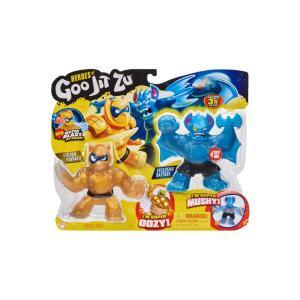 Giochi Preziosi Goo Jit Zu Series 2 Battle Pack 2 Fighter GJT16000