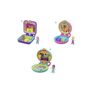 Mattel Polly Pocket Mini - Σετάκια Μπρελόκ (GKJ39)