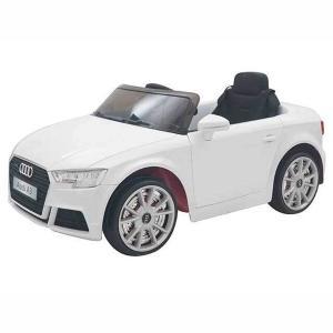 Globo Ηλεκτροκίνητο Audi A3 Λευκό 12V Με Τηλεχειριστήριο 39343