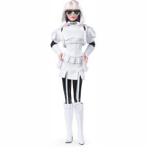 Mattel Barbie Συλλεκτική Κούκλα - Star Wars - Storm Trooper GLY29