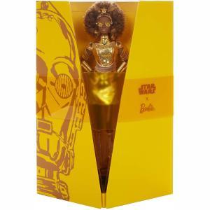 Mattel Barbie Συλλεκτική Κούκλα - Star Wars - C-3PO GLY30