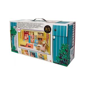 Mattel Barbie 75th Anniversary Retro Dreamhouse GNC38