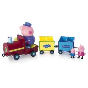 Giochi Preziosi Peppa Pig Το Τρένο του Παππού Γουρουνάκι