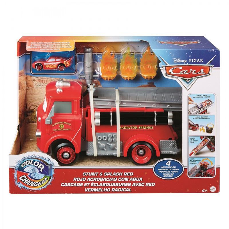 Mattel Cars - Το Πυροσβεστικό Ρεντ