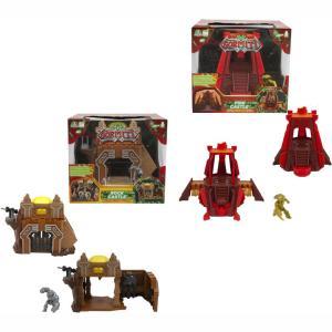 Giochi Preziosi Gormiti S2 Mini Playset Castle - 2 Σχέδια GRE07000