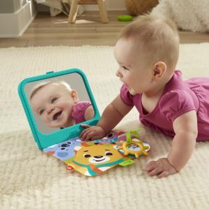 Mattel Fisher Price Καθρεφτάκι με Δραστηριότητες (GRR02)