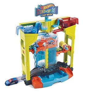 Mattel Hot Wheels Πλυντήριο Χωμοκεραυνών GRW37