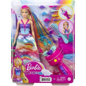 Mattel Barbie Dreamtopia πριγκίπισσα Ονειρικά Μαλλιά  (GTG00)