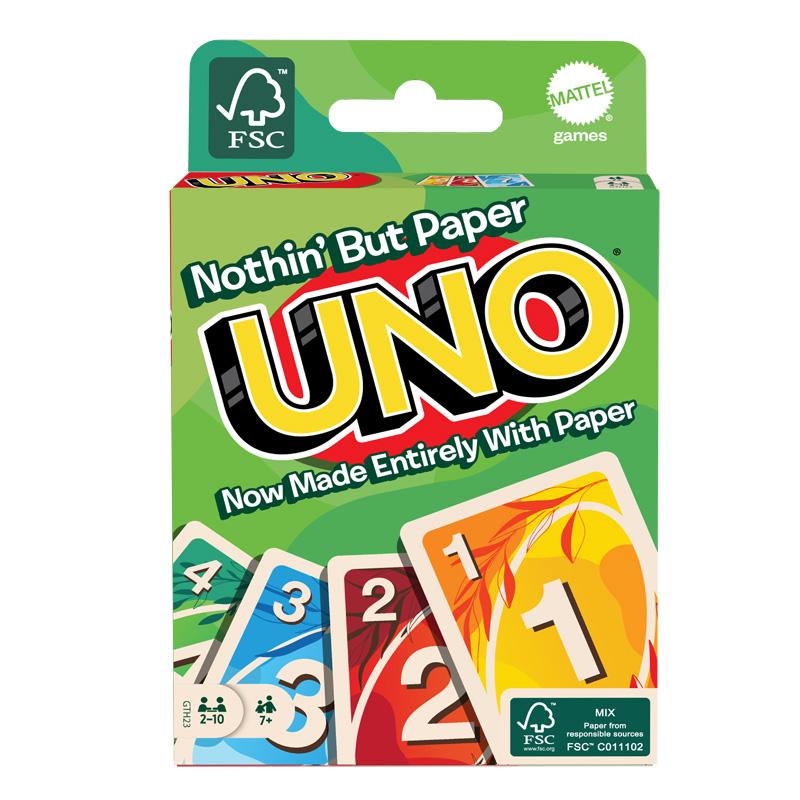 Mattel Uno Sustainable