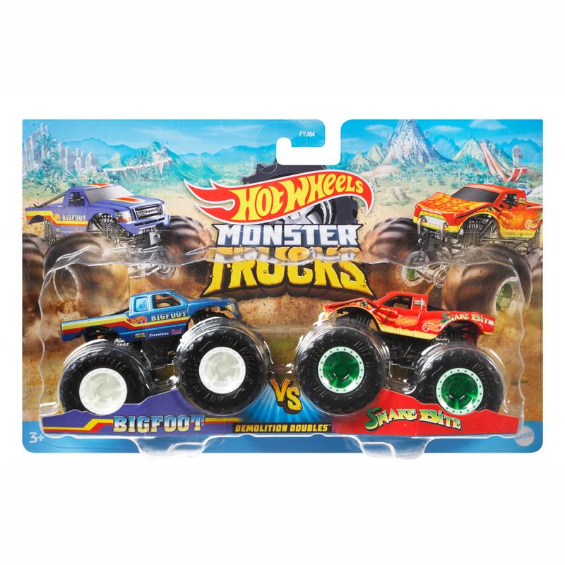 Mattel Hot Wheels Monster Trucks 1:64 FYJ64