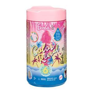Mattel Barbie Chelsea Color Reveal - Summer Series (5 Σχέδια) GTT25