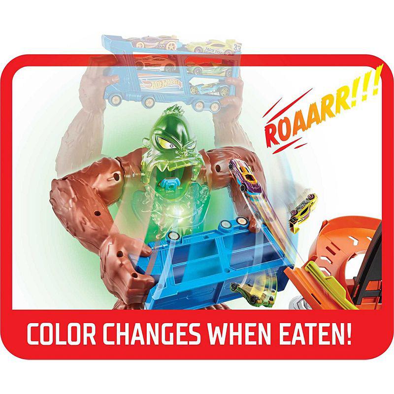 Mattel Hot Wheels® Toxic Gorilla Slam™ GTT94