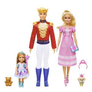 Mattel Barbie® In the Nutcracker Giftset - Καρυοθραύστης (GXD61)