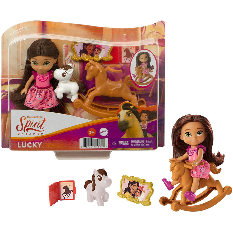Spirit - Η Μικρή Lucky
