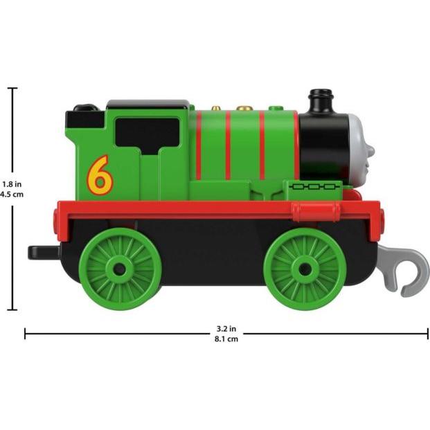 Fisher Price Thomas Το Τρενάκι- 2 σε 1 Μεταμόρφωση του Thomas σε Πίστα με Σταθμό (GXH08)