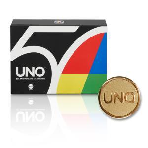 Mattel Uno Premium 50 Χρονιά - Συλλεκτική Έκδοση GXJ94