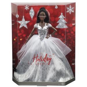 Mattel Barbie Silver Holiday GXL19