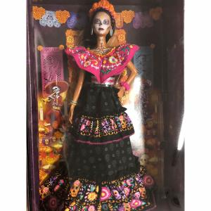 Mattel Συλλεκτική Barbie® Dia De Muertos Ημέρα των Νεκρών 2021 (GXL27)
