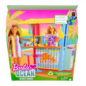 Mattel Barbie Loves The Planet - Beach Bar GYG23