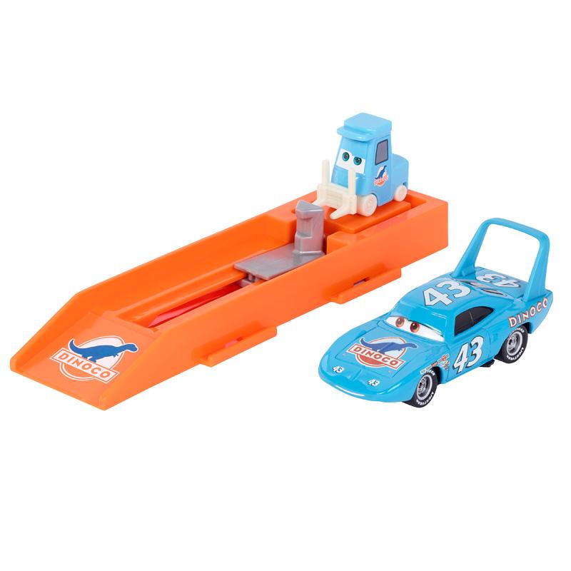 Mattel Cars Εκτοξευτές Με Αυτοκινητάκι GYH49