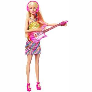 Mattel Barbie Malibu Roberts - Με Μουσική και Φώτα (GYJ23)