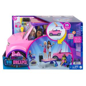 Mattel Barbie Μουσική Σκηνή και Suv (GYJ25)