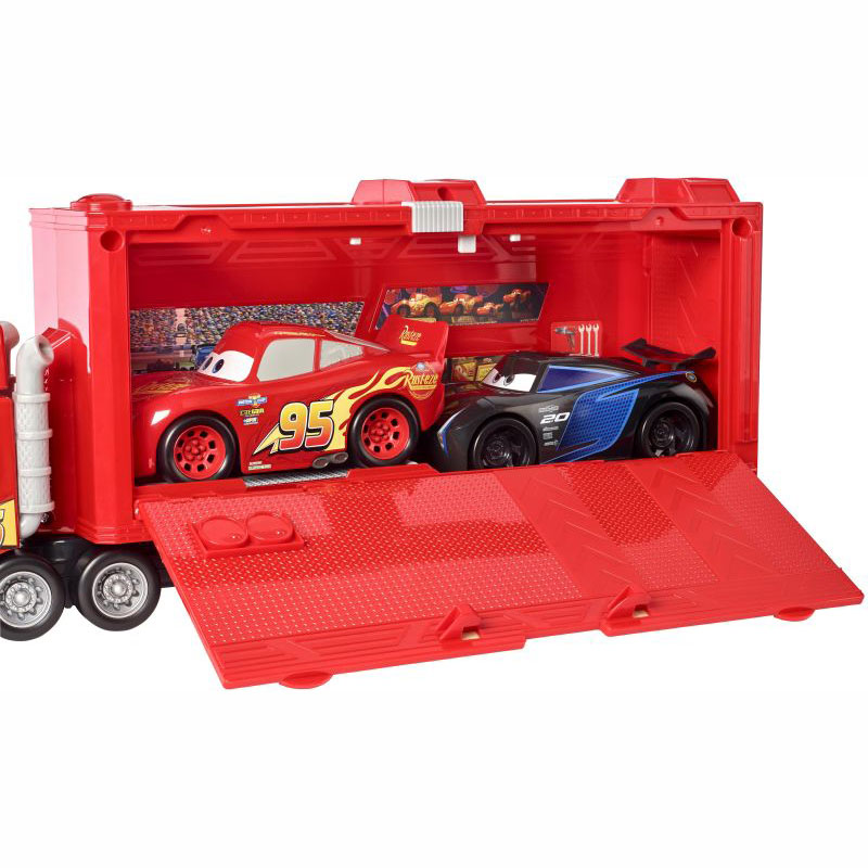 Mattel Cars Μακ Μεγάλη Νταλίκα Με Ήχους GYK60