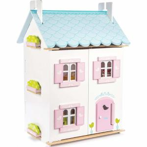 Le Toy Van Ξύλινο Κουκλόσπιτο Επιπλωμένο LTV-H 138