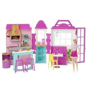 Mattel Barbie Εστιατόριο (HBB91)