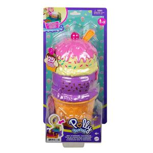 Mattel Polly Pocket Spin Reveal Set
