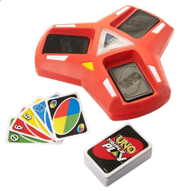 Mattel Uno Triple Play HCC21