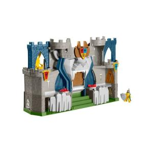 Fisher Price Imaginext Ιππότες - Ιπποτικό Κάστρο με Φιγούρες και Αξεσουάρ HCG45