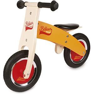 Janod Ποδήλατο Ισορροπίας Πορτοκαλί J03263