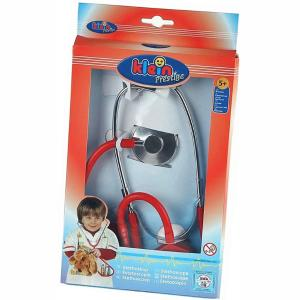 Klein Rescue Team Max & Dr. Kim Metal Stethoscope Στηθοσκόπιο Μεταλλικό 4608