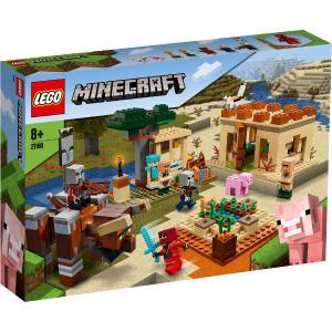 Lego Minecraft The iIllager Raid (LE21160)