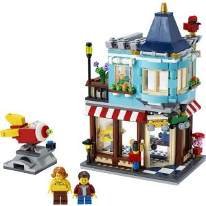 Lego Creator Townhouse  Toy Store (LE31105)
