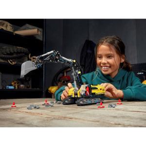 Lego Technic Heavy Duty Excavator  (LE42121)