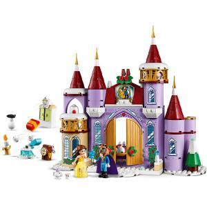 Lego Disney Bell's Castle Winter Celebration (LE43180)