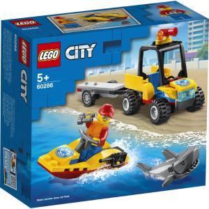 Lego City Beach Rescue ATV (LE60286)