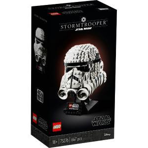 Lego Star Wars Strormtrooper Helmet (LE75276)