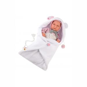 Llorens Newborn Μωρό σε Sleeping Bag  (LIO-74064)